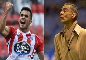 Joselu - Lugo y Terrazas - Mirandes