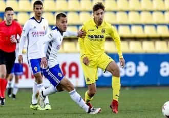 Villarreal B Deportivo Aragon